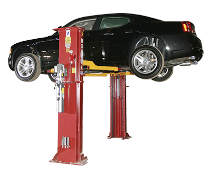 Two Post Vehicle Lifts