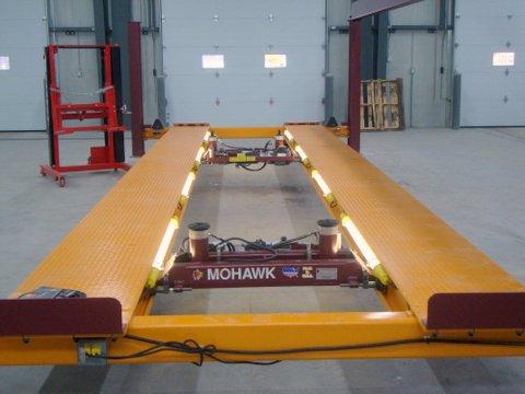 Mohawk Lifts Runway Lift Options   Mohawk Lifts