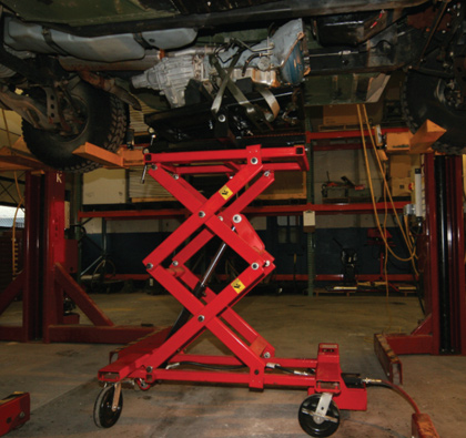 Mohawk Lifts Fl 25 Four Post Truck Lifts And Mobile