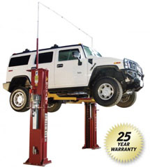 Model System I: Two Post Car Lift
