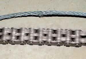 Two Post Auto Lift Chain Comparison