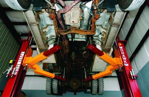 How To Maximize Lift Safety Mohawk Lifts