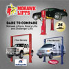 Dare to Compare: Mohawk Lifts vs. Rotary Lifts and Challanger Lifts