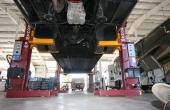 Lift Both Rear Tires