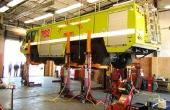 Heavy Vehicle Lifting