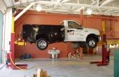 Utility Truck Bumper Adaptor