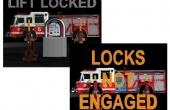 Locks Not Engaged