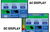 Run Display Screen