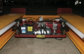 ROLLING ELECTRIC/HYDRAULIC OR AIR/HYDRAULIC JACKS