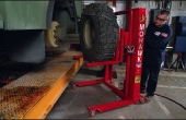 Model TD1000 & TD2000 TIre Dolly