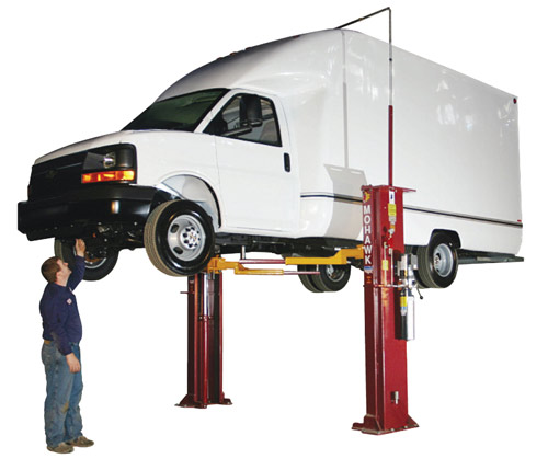 10000 Lb Car Lift >> Mohawk Lifts Tp 20 Two Post Car Lift And Automotive Lift Mohawk