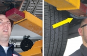 SWING ARM SAFETY HEAD GUARD