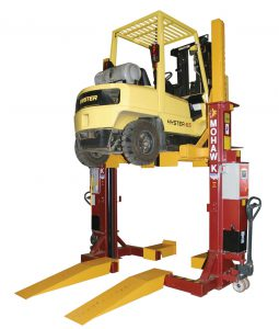 Forklift Service Lift