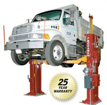 TP-20: 2 Post Heavy Duty Truck Lifts