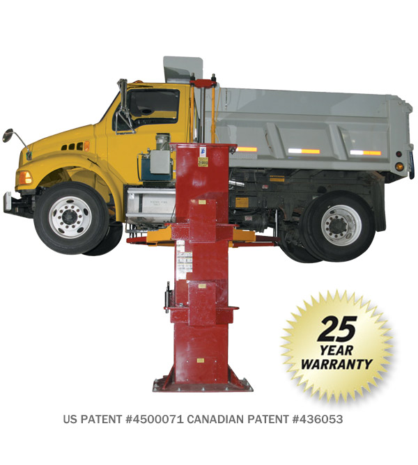 Auto Lift CarPark8 Basic Storage Lift 8K lb 4 Post