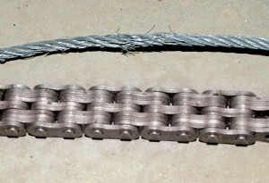 Two Post Auto Lift Chain Comparison