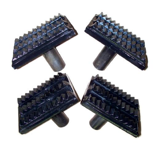 Optional 2 Post Lifting Pads