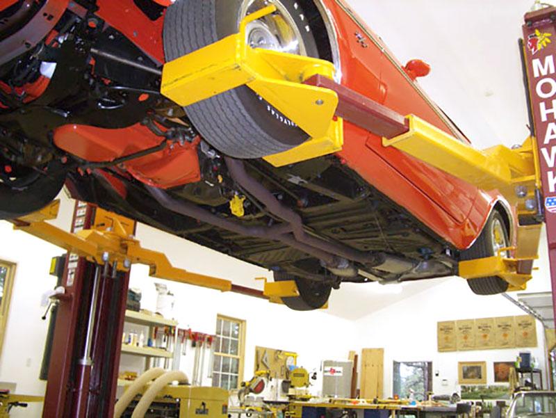 Car Storage & Vehicle Service Lifts | Mohawk Lifts