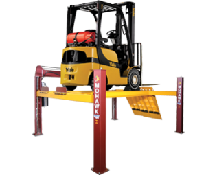 Fork Truck Service Lifts