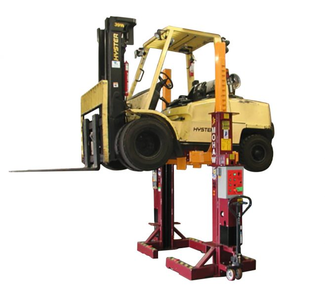 Forklift Service Lifts