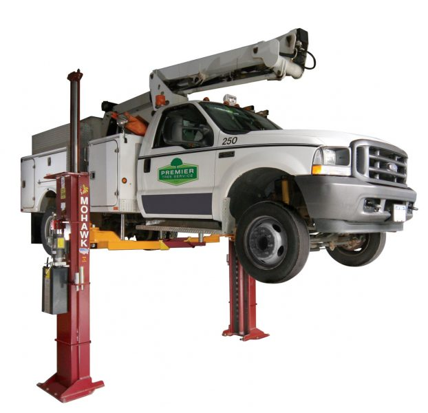 2 Post Vehicle Lift